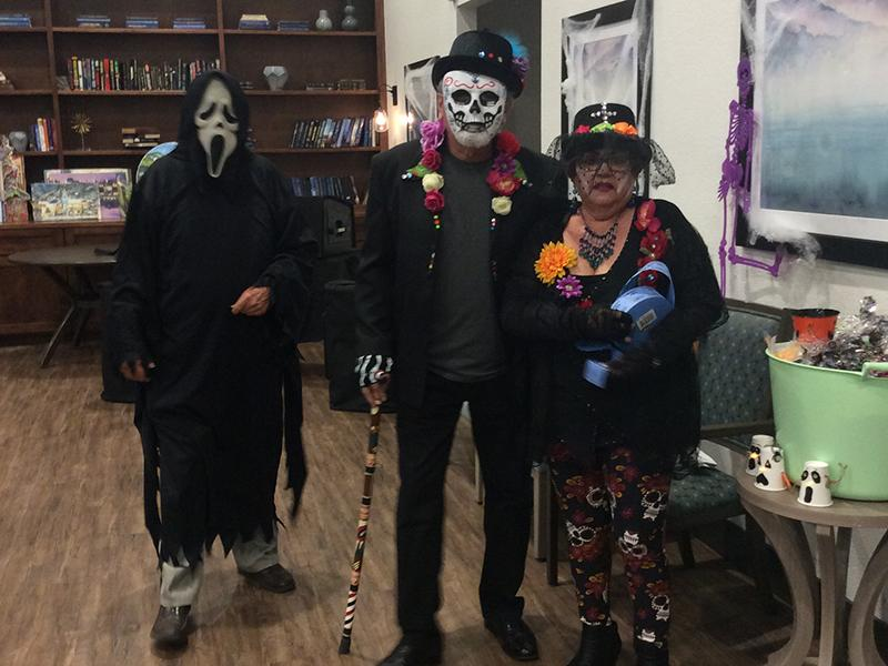 Halloween Event | Costa Azul Senior Living