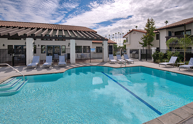 Costa Azul Senior Apartments in Santa Fe Springs, CA