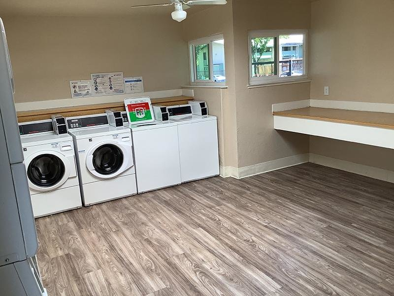 Laundry Room   Parkside Villa Apartments in Fairfield, CA