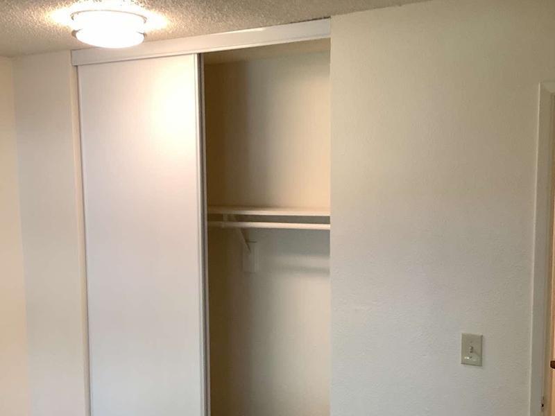 Closet   Parkside Villa Apartments in Fairfield, CA