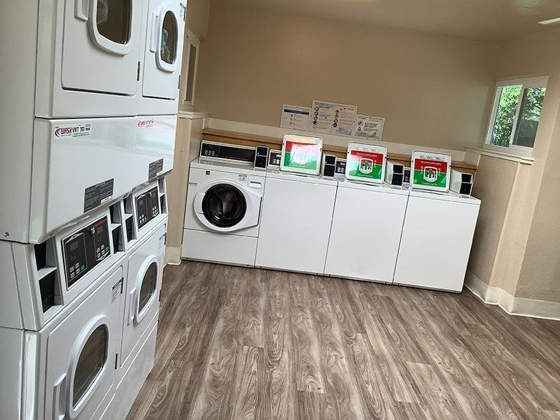 Laundry Facilities   Parkside Villa Apartments in Fairfield, CA