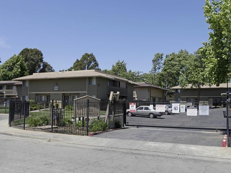 Secured Entry   Parkside Villa Apartments