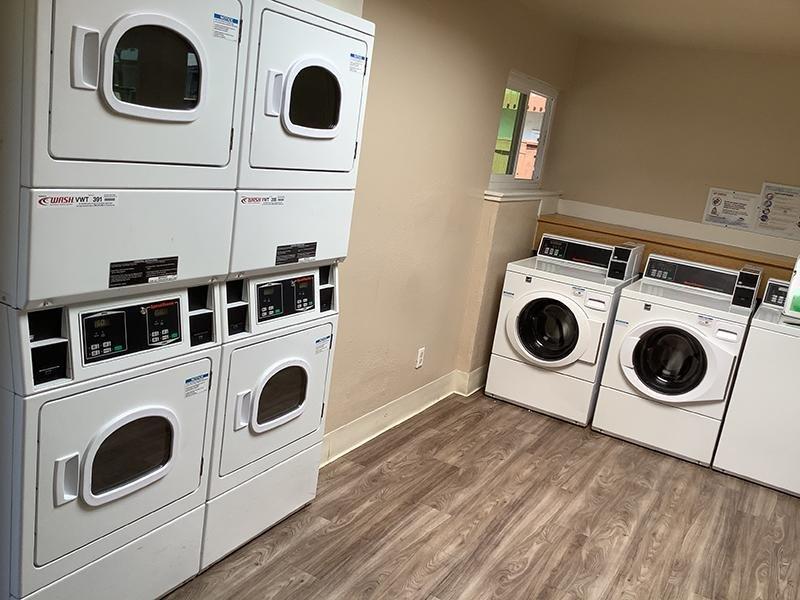 Laundry   Parkside Villa Apartments in Fairfield, CA