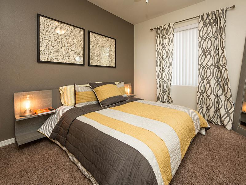 Apartment Bedroom | Cornerstone Park Apartments in Henderson NV