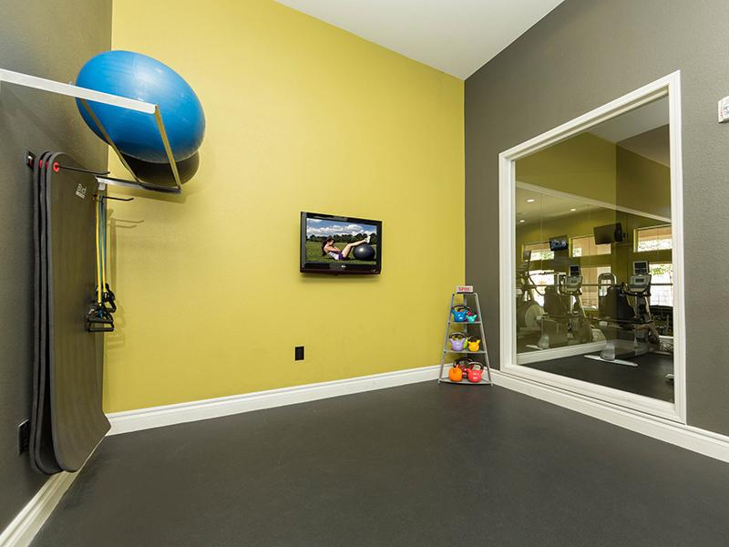 Resident Gym | Cornerstone Park 89074 Apartments