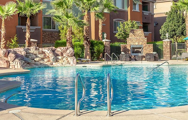 Cornerstone Apartments in Henderson, NV
