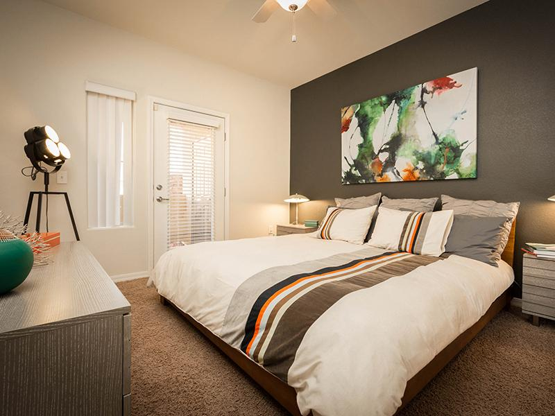 Bedroom | Cornerstone Park Apartments in Henderson NV