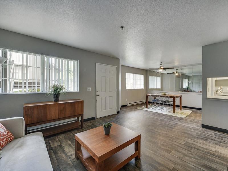 Front Room | Bridge Creek Apartments