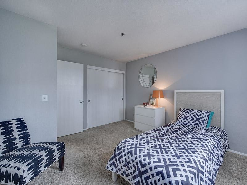 Bedroom | Bridge Creek Apartments