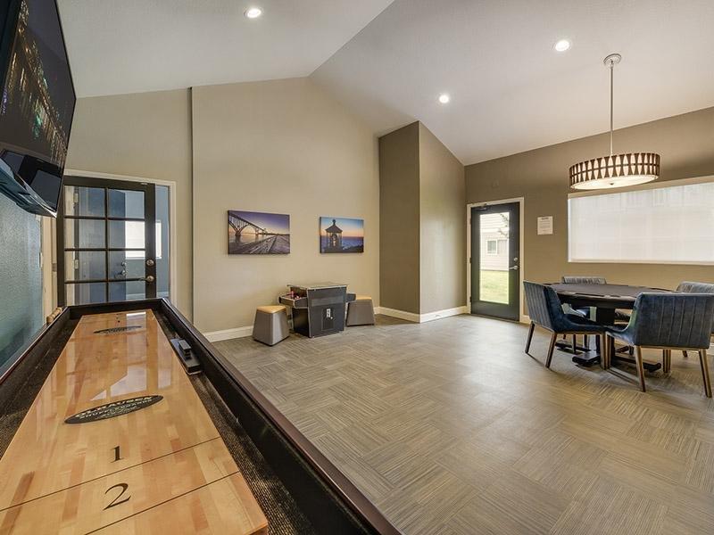 Game Room | Bridge Creek Apartments