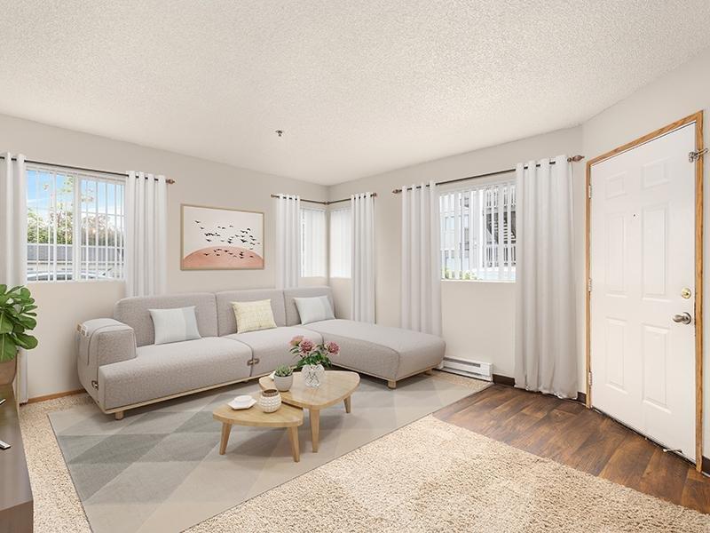 Front Room | Bridge Creek Apartments | 3x2