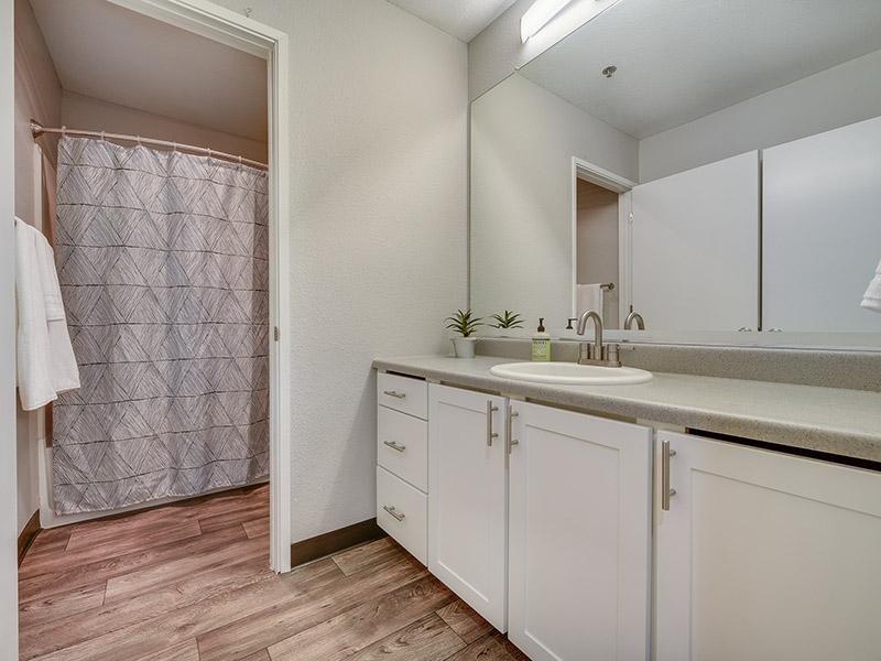 Bathroom | Bridge Creek Apartments