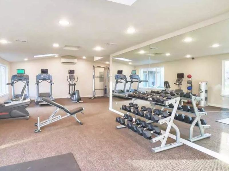 Fitness Center | Pointe East Apartments