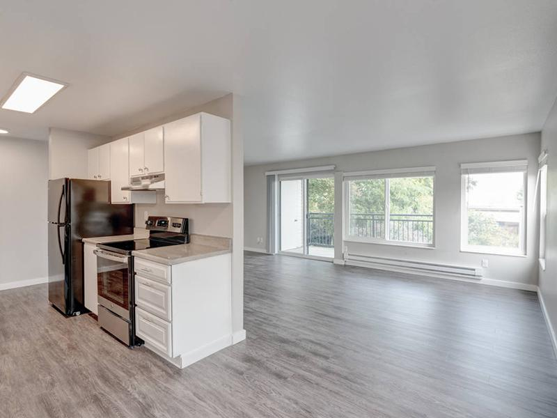 Interior | Magnolia Apartments