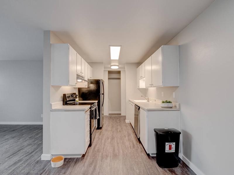 Kitchen | Magnolia Apartments
