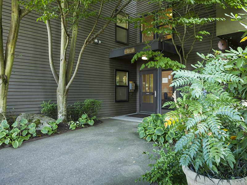 Entry | Magnolia Apartments