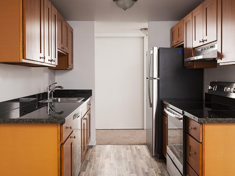Kitchen | The Magnolia Apartments