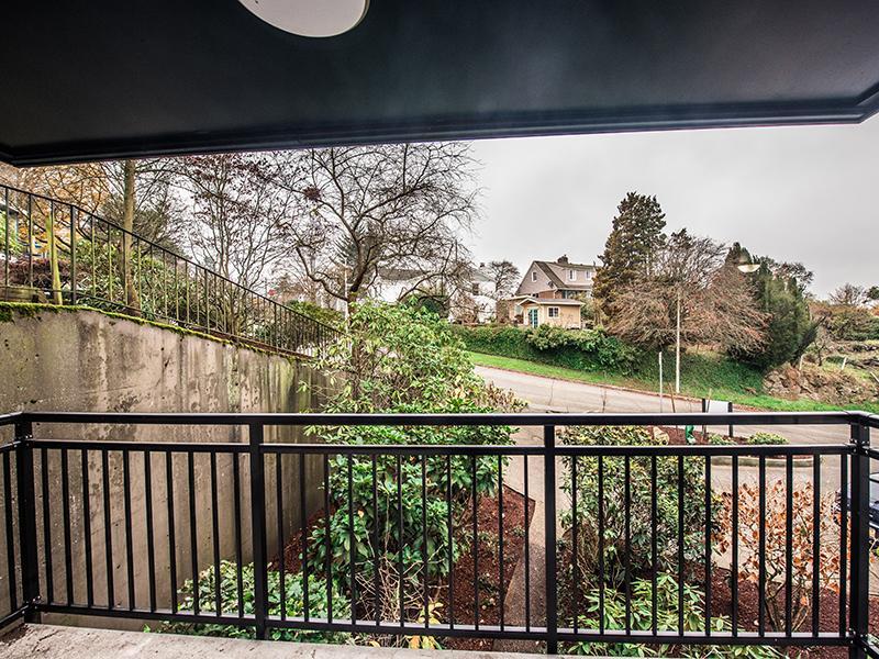 Balcony | The Magnolia Apartments