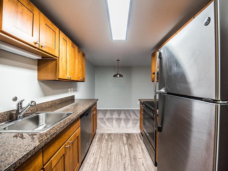 Stainless Steel Appliances | The Magnolia Apartments