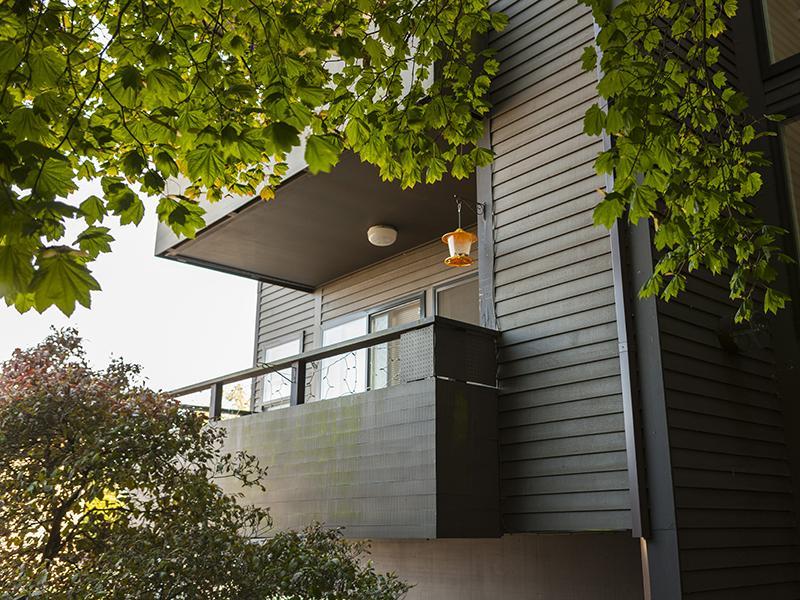 Building Exterior  | The Magnolia Apartments