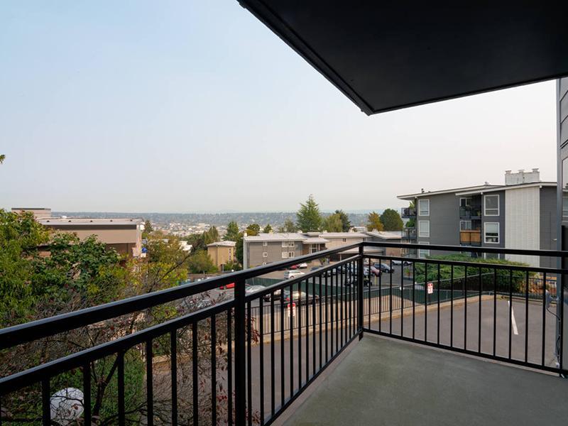 Balcony | Magnolia Apartments