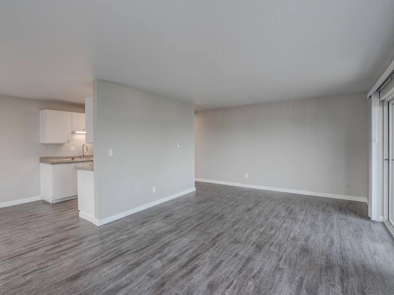 Living Room | Magnolia Apartments