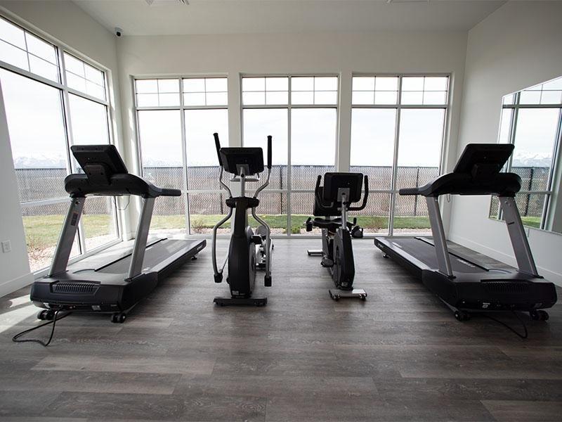 Gym | Mountain Valley Meadows