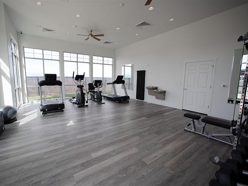 Fitness Center | Mountain Valley Meadows