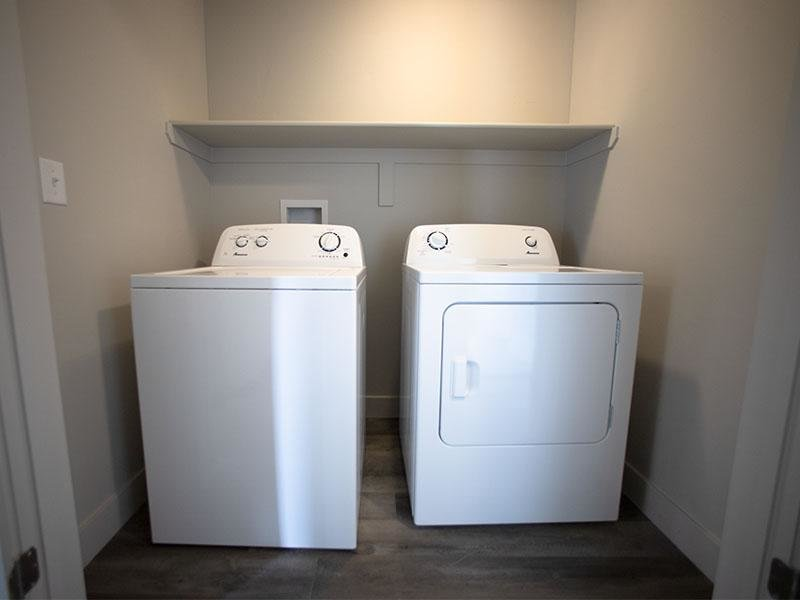 Laundry | Mountain Valley Meadows