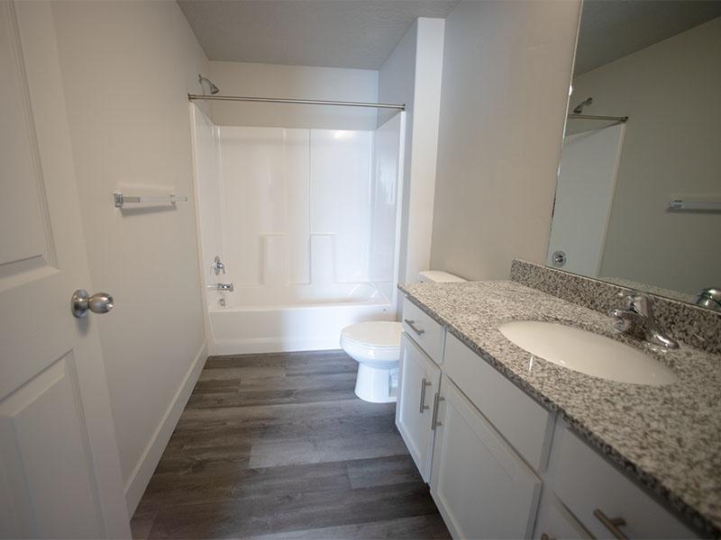 Bathroom | Mountain Valley Meadows