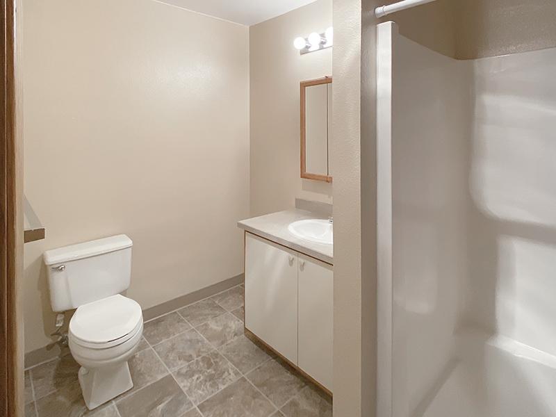 Bathroom  | Van Plaza