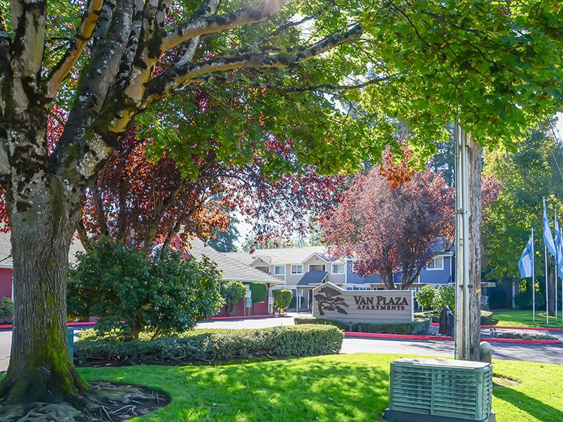 Property Entrance | Van Plaza