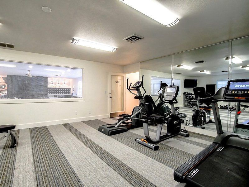 Fitness Center | Creekside Village