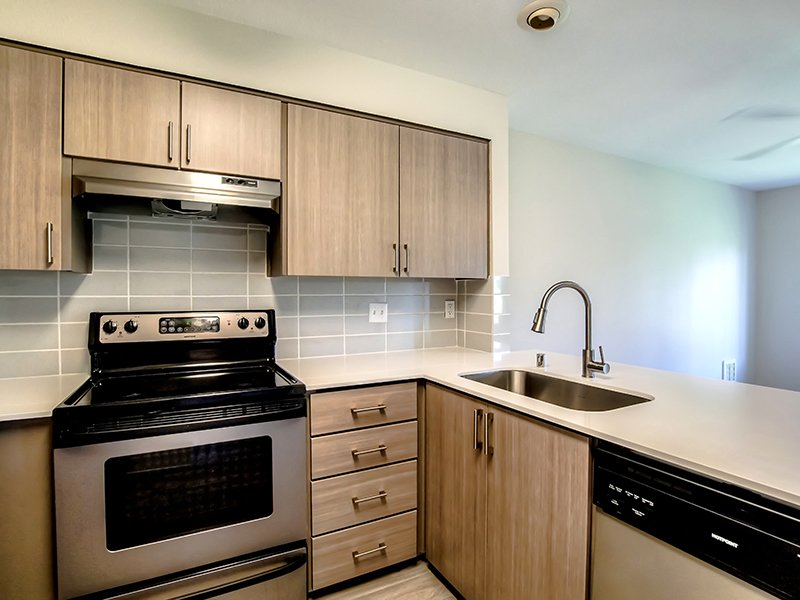 Fully Equipped Kitchen | Creekside Village