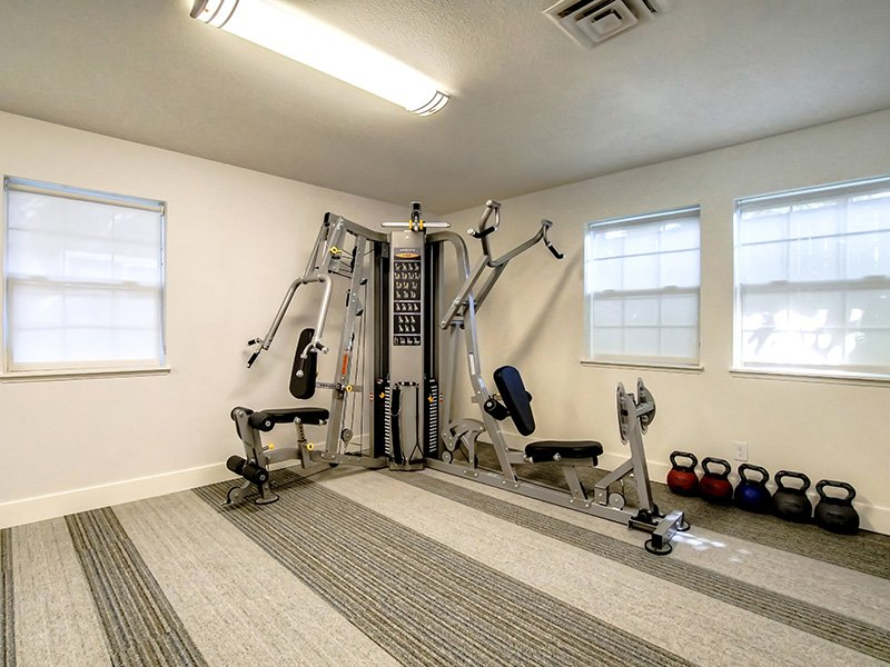 Gym | Creekside Village