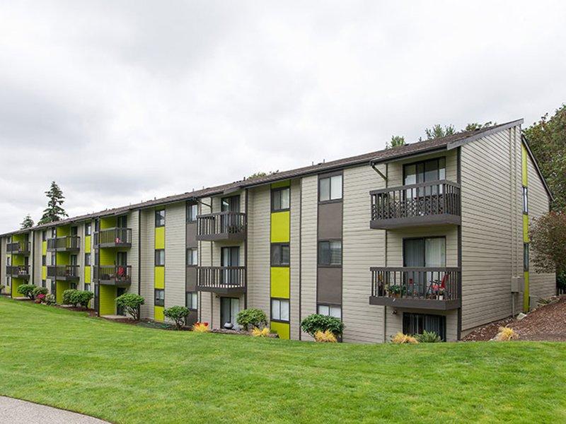 Apartment Exterior | The Union