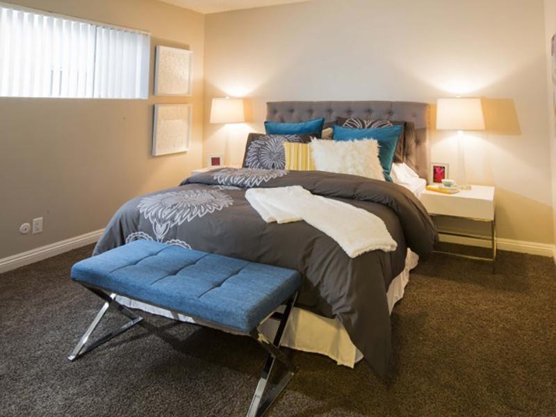Bedroom  | The Parker in El Monte