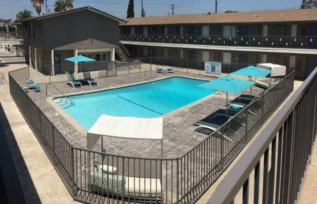 The Parker Apartments in El Monte, CA