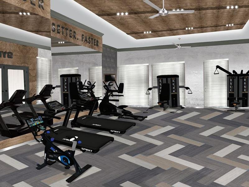 Gym Coming Soon