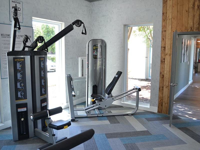 Apartments in Fresno, CA with a Gym | Ascent Townhomes
