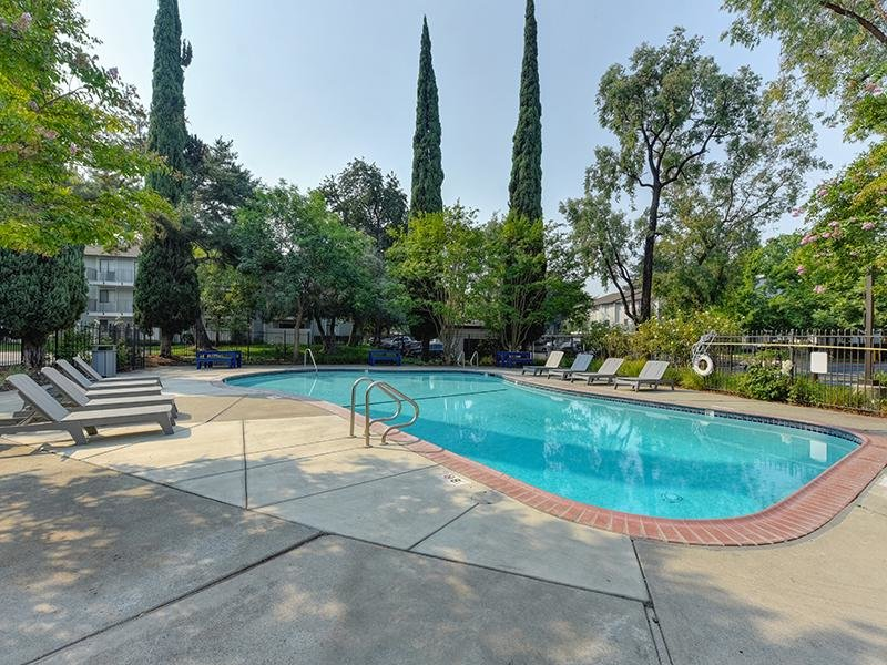Sparkling Swimming Pool | The Crossing at Wyndham |