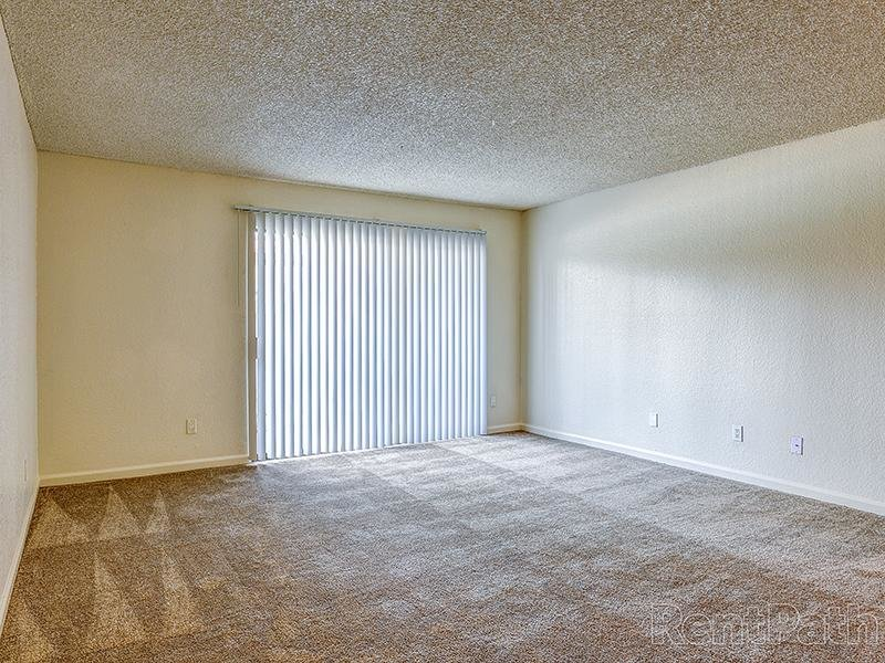 Living Room | Crossing at Wyndham Apartments in Sacramento CA