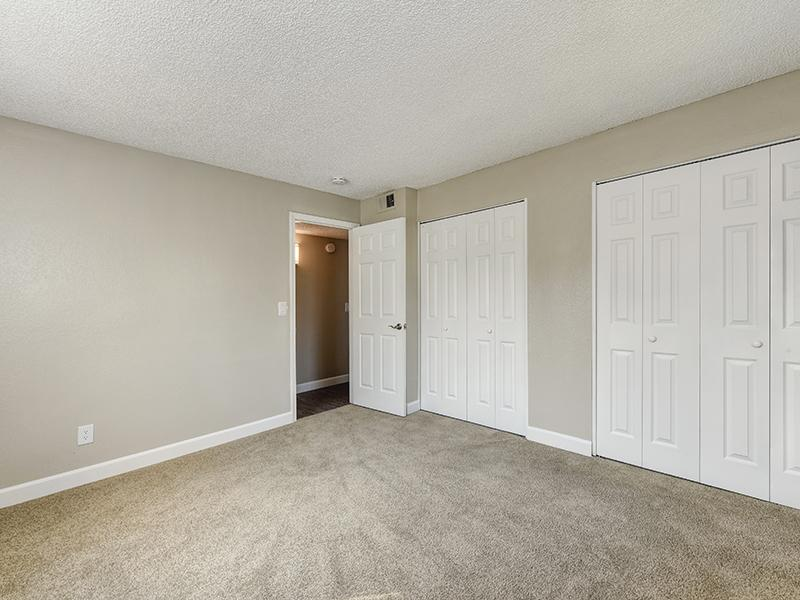 Spacious Bedroom | Crossing at Wyndham Apartments in Sacramento CA