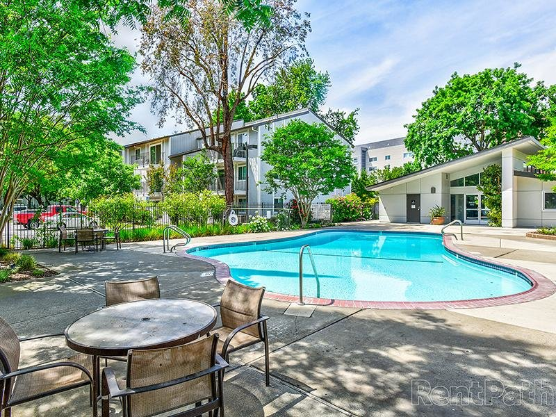 Swimming Pool | Crossings at Wyndham Apartments in Sacramento CA