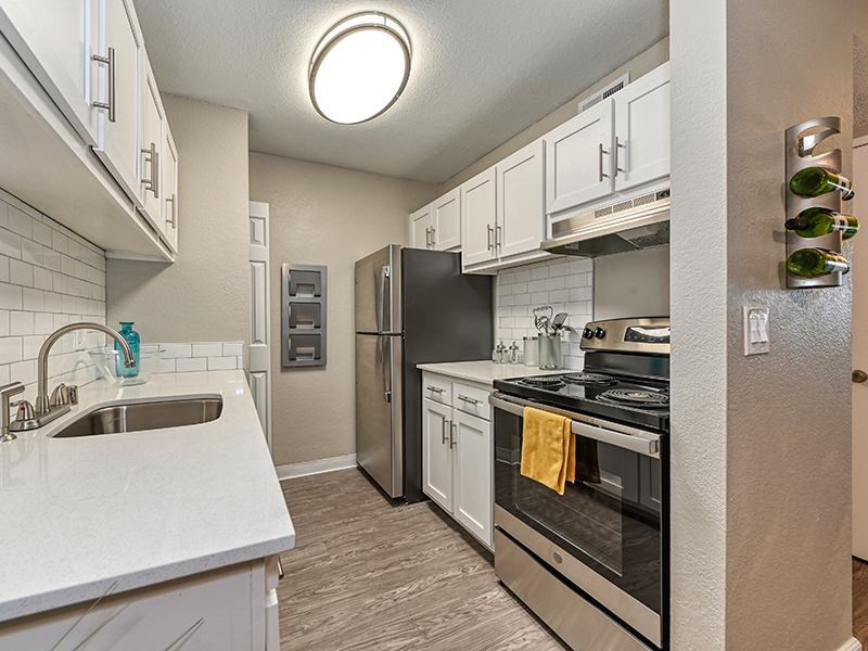 Kitchen Appliances | The Crossing at Wyndham Apartments in Sacramento, CA