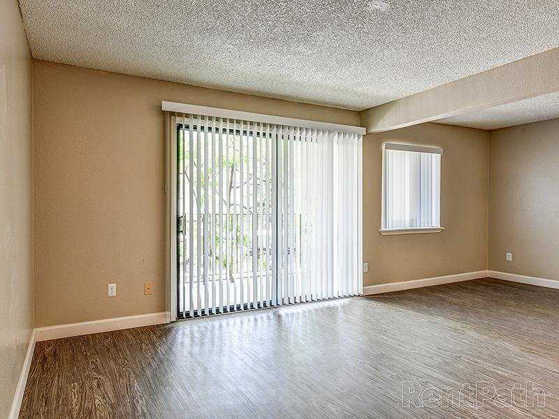 Apartment Living Room | Crossings at Wyndham Apartments in Sacramento CA