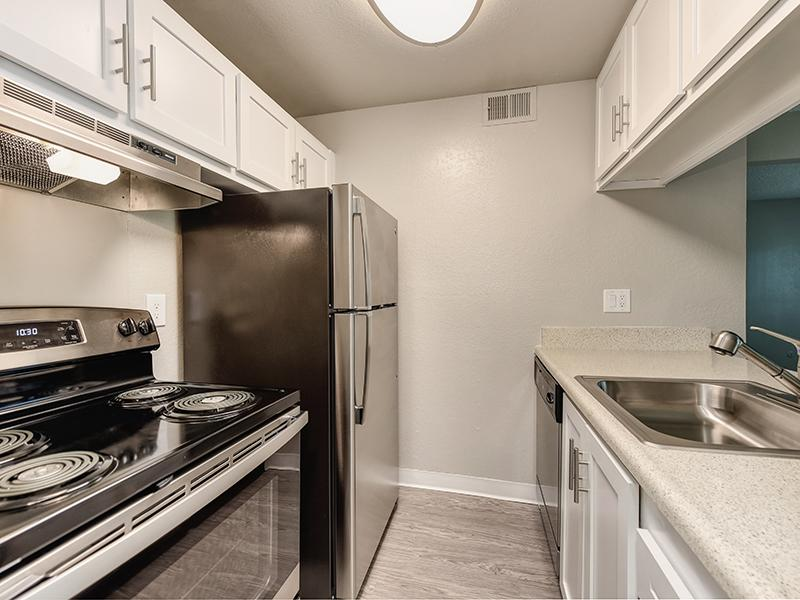 Stainless Steel Appliance Package | The Crossing at Wyndham