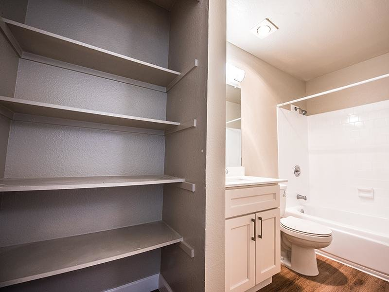 Renovated Bathroom | Crossing at Wyndham