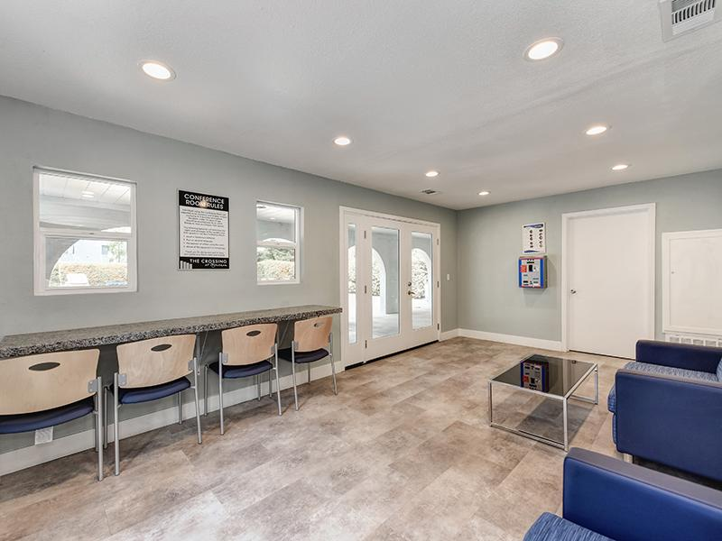 Clubhouse Interior | Crossings at Wyndham Apartments in Sacramento CA