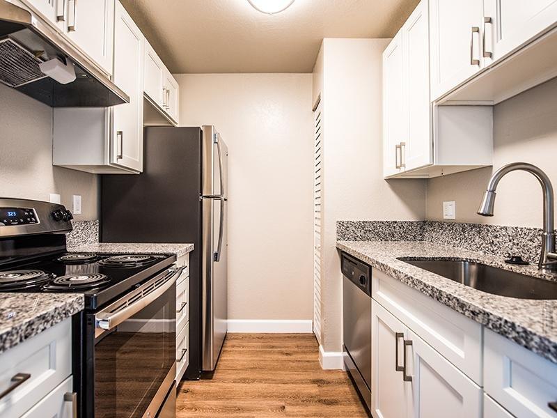 Renovated Kitchen | Crossing at Wyndham
